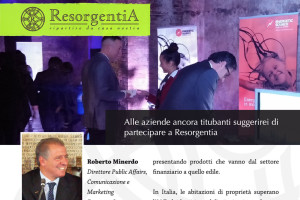 Cover Image for Minerdo's interview on Resorgentia